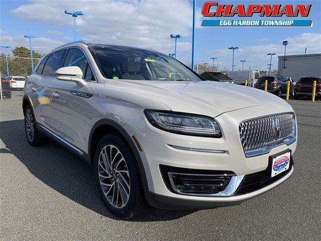 2019 Lincoln Nautilus Reserve  PA