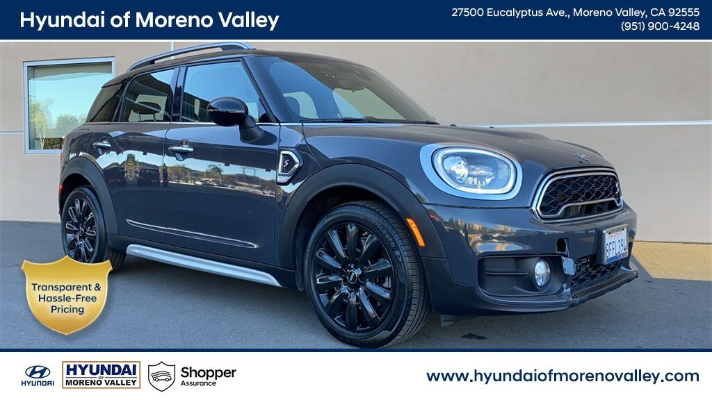 2019 MINI Cooper S Countryman Classic Moreno Valley CA