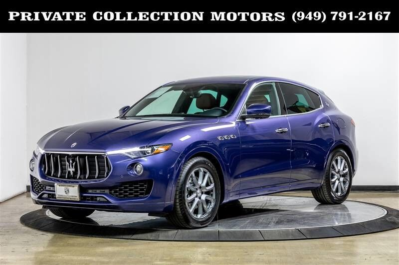 3k In Miles >> 2019 Maserati Levante 1 Owner Only 3k Miles Costa Mesa Ca 29418187