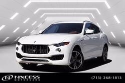 Maserati Levante GranLusso Panorama Roof Navigation Backup Camera Warranty. 2019