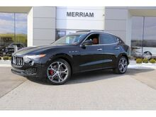 2019_Maserati_Levante_S_ Kansas City KS