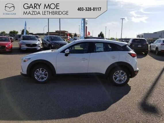 2019_Mazda_CX-3_GS AWD  - Heated Seats_ Lethbridge AB