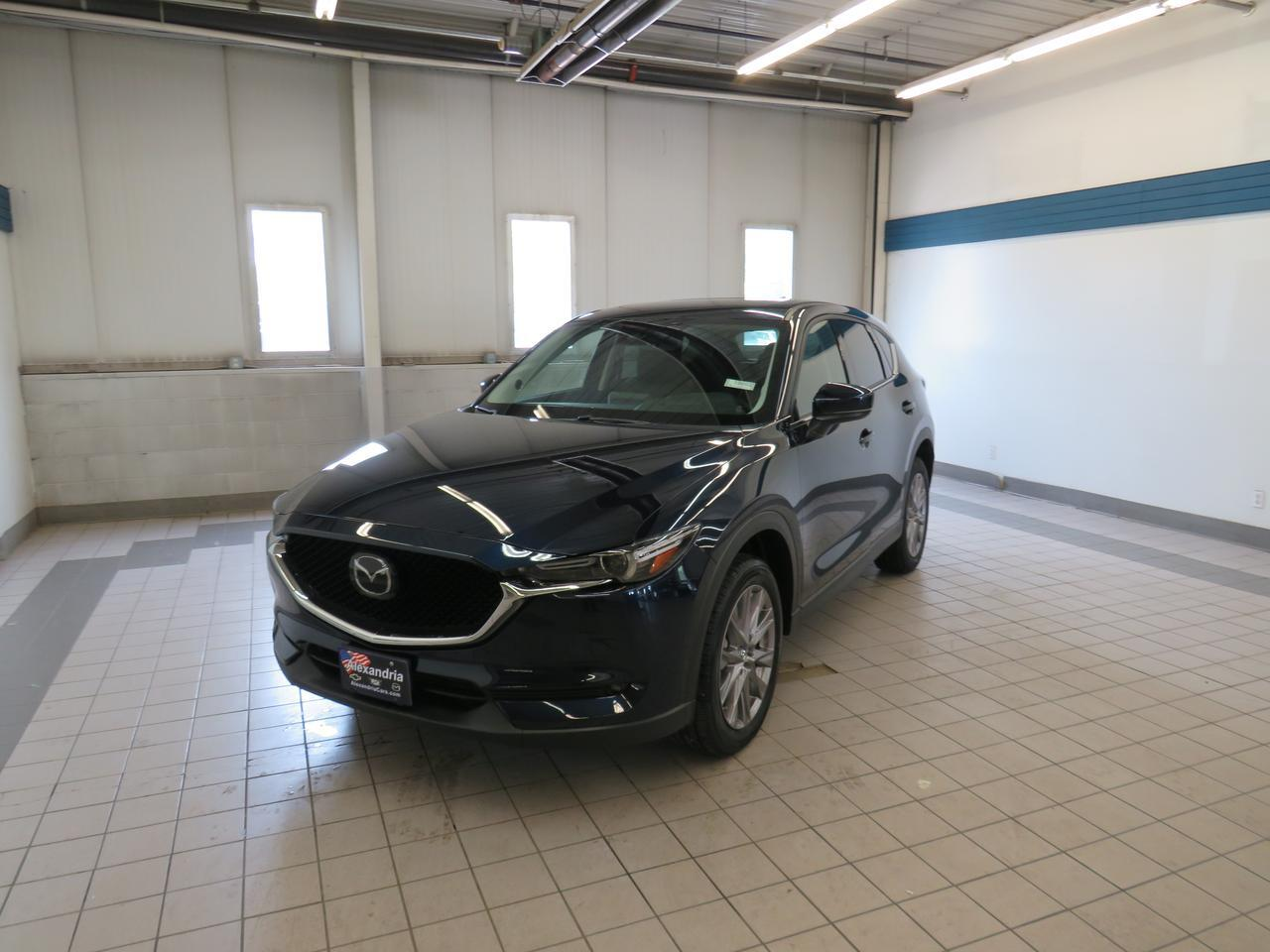 Brown'S Mazda Alexandria >> 2019 Mazda Cx 5 Grand Touring Reserve