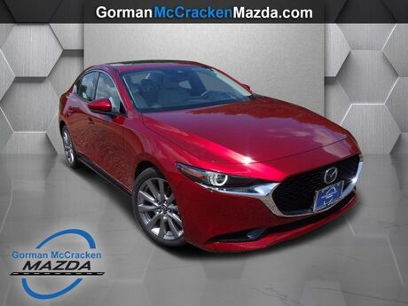 2019 Mazda Mazda3 Sedan with Preferred Pkg  TX