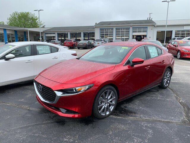 2019 Mazda Mazda3 w/Preferred Package Bloomington IN