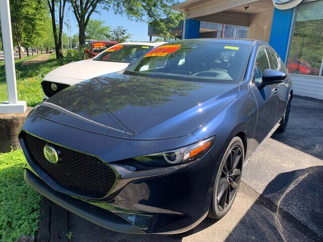 2019 Mazda Mazda3 w/Premium Package Bloomington IN