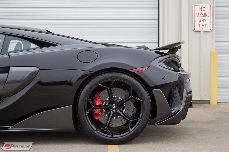 2019 McLaren 600LT Only 43 Miles Tomball TX