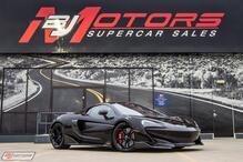 2019 McLaren 600LT Only 43 miles
