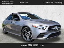 2019_Mercedes-Benz_A 220 4MATIC® Sedan__ Kansas City KS