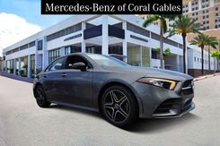 2019_Mercedes-Benz_A 220 Sedan__ Miami FL