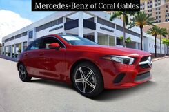 2019_Mercedes-Benz_A_220 Sedan_ Miami FL