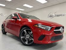 2019_Mercedes-Benz_A-Class_A 220_ Dallas TX