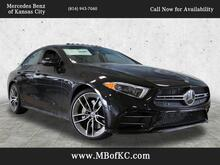 2019_Mercedes-Benz_AMG® CLS 53 Coupe__ Kansas City KS