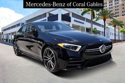 2019_Mercedes-Benz_AMG® CLS 53 Coupe__ Miami FL