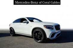 2019_Mercedes-Benz_AMG® GLC 63 Coupe__ Miami FL