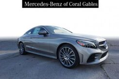 2019_Mercedes-Benz_C_300 Coupe_ Miami FL