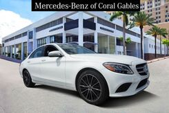 2019_Mercedes-Benz_C_300 Sedan_ Miami FL