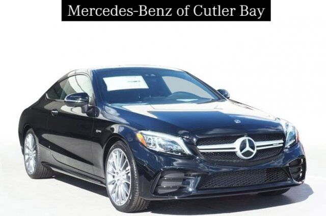 2019 Mercedes-Benz C AMG® 43 Coupe