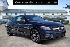 2019_Mercedes-Benz_C_AMG® 43 Coupe_ Miami FL