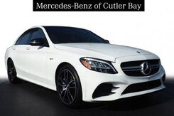 2019_Mercedes-Benz_C_AMG® 43 Sedan_ Miami FL