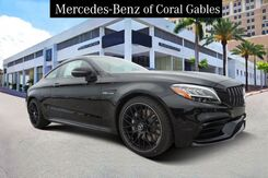2019_Mercedes-Benz_C_AMG® 63 Coupe_ Miami FL