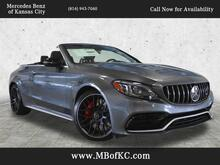 2019_Mercedes-Benz_C_AMG® 63 S Cabriolet_ Kansas City KS