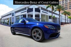 2019_Mercedes-Benz_C_AMG® 63 S Coupe_ Miami FL