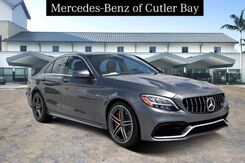 2019_Mercedes-Benz_C_AMG® 63 S Sedan_ Miami FL