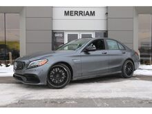 2019_Mercedes-Benz_C_AMG® 63 Sedan_ Kansas City KS