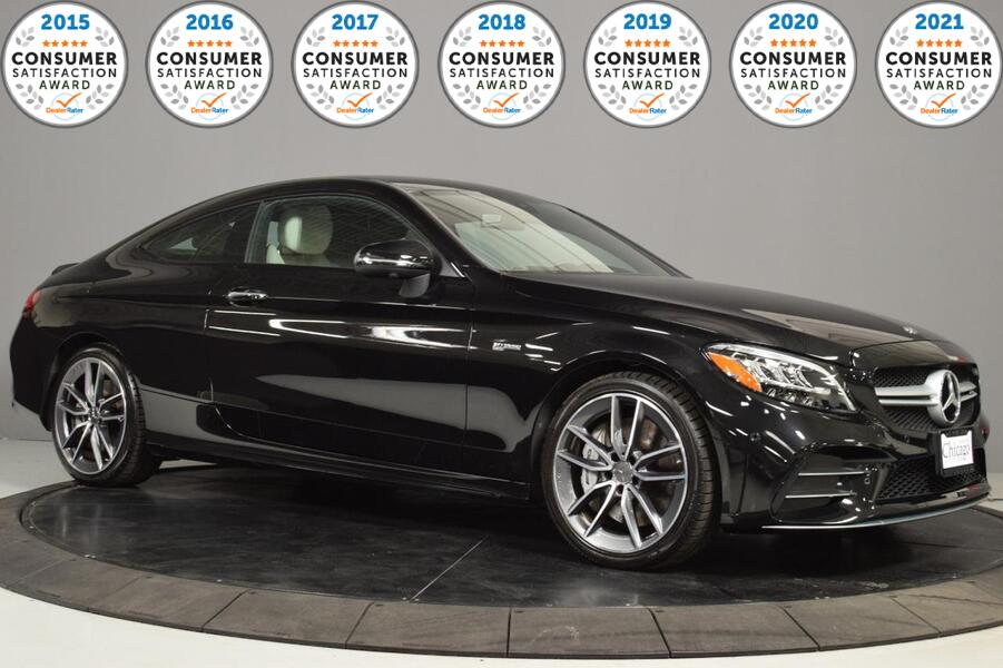 2019_Mercedes-Benz_C-Class_AMG C 43_ Glendale Heights IL