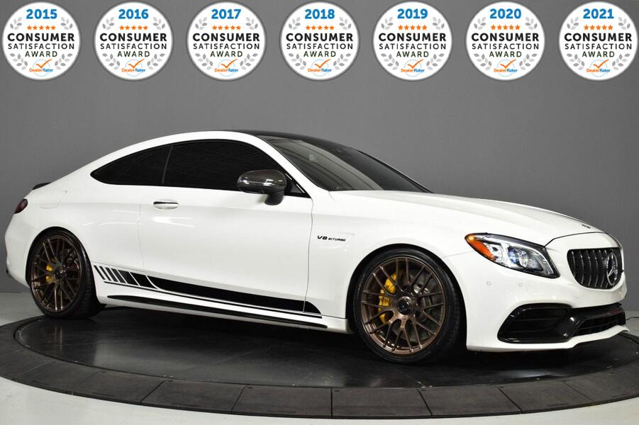 2019_Mercedes-Benz_C-Class_AMG C 63 S_ Glendale Heights IL