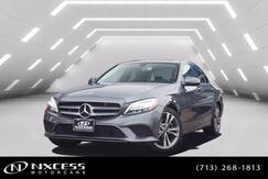 2019_Mercedes-Benz_C-Class_C 300 Blind Spot Assist, Rear View Monitor, Heated Seats - Front_ Houston TX