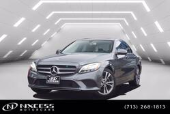 Mercedes-Benz C-Class C 300 Blind Spot Assist, Rear View Monitor, Heated Seats - Front 2019