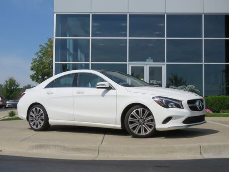 2019 Mercedes-Benz CLA 250 4MATIC® COUPE Kansas City KS