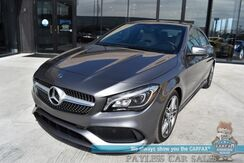 2019_Mercedes-Benz_CLA_250 / 4Matic AWD / AMG Line Exterior Pkg / Premium Pkg / Power & Heated Leather Seats / Harman Kardon Speakers / Panoramic Sunroof / Blind Spot Alert / Bluetooth / Back Up Camera / 32 MPG / Only 5k Miles / 1-Owner_ Anchorage AK