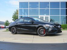 2019_Mercedes-Benz_CLA_AMG® 45 Coupe_ Kansas City KS