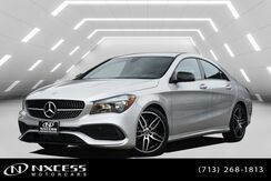 2019_Mercedes-Benz_CLA_CLA 250 Sport Package Blind Spot Smart Phone Integration._ Houston TX