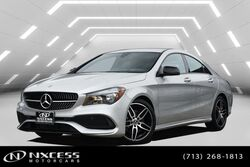 Mercedes-Benz CLA CLA 250 Sport Package Blind Spot Smart Phone Integration. 2019