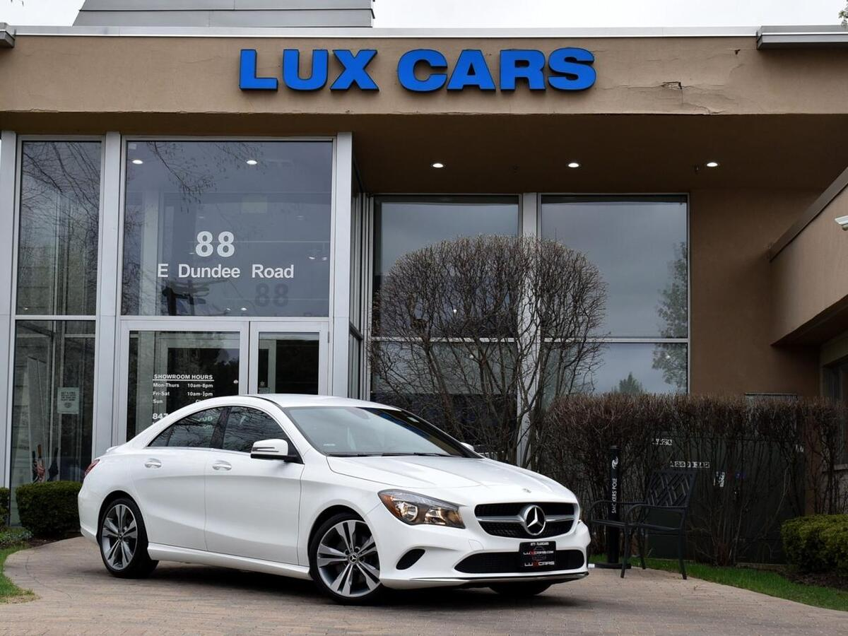 2019_Mercedes-Benz_CLA250_Premium 1 4MATIC_ Buffalo Grove IL