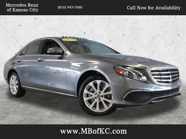 2019 Mercedes Benz E 300 4matic Sedan