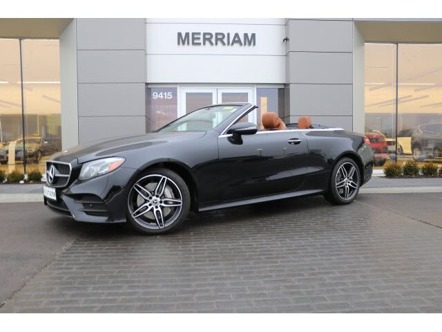 2019 Mercedes Benz E 450 4matic Cabriolet Merriam Ks