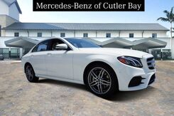 2019_Mercedes-Benz_E_450 4MATIC® Sedan_ Miami FL