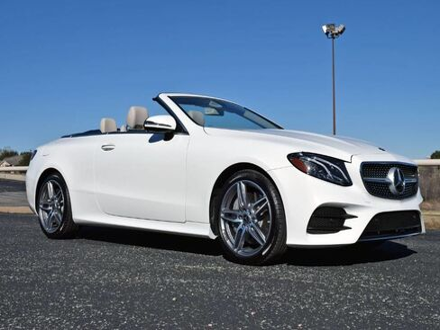 2019_Mercedes-Benz_E-450_Cabriolet_ Fort Worth TX