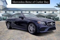 2019_Mercedes-Benz_E 450 Coupe__ Miami FL