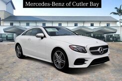 2019_Mercedes-Benz_E_450 Coupe_ Miami FL