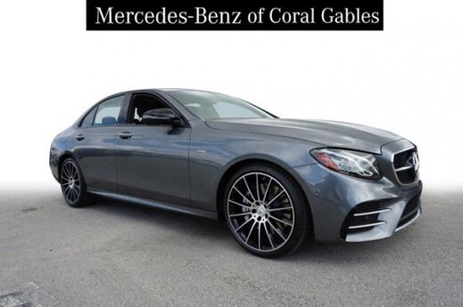 2019 Mercedes-Benz E AMG® 53 Sedan Miami FL