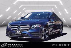 Mercedes-Benz E-Class E 300 4Matic Sport Package MSRP $62990! 2019