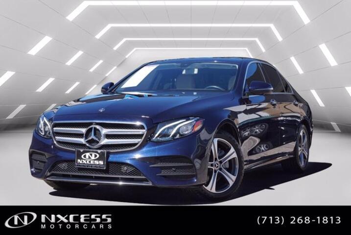 2019 Mercedes-Benz E-Class E 300 4Matic Sport Package MSRP $62990! Houston TX
