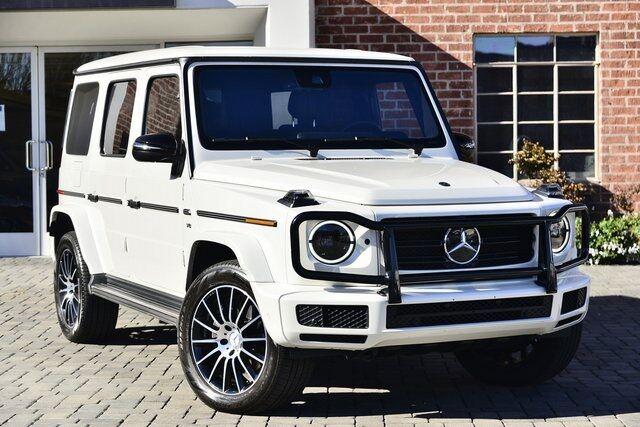 2019 Mercedes-Benz G-Class G 550 G 550 Lawrence KS