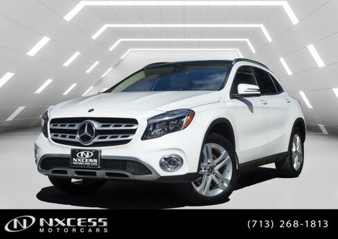 2019 Mercedes-Benz GLA GLA 250 Blind Spot Panorama Heated Seats Smart Phone Integration. Houston TX